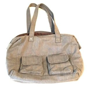 Thirty-One Casual Cargo Canvas Bag